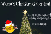 Warm 101.3's Holiday Central