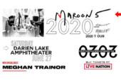 Maroon 5 | June 27th