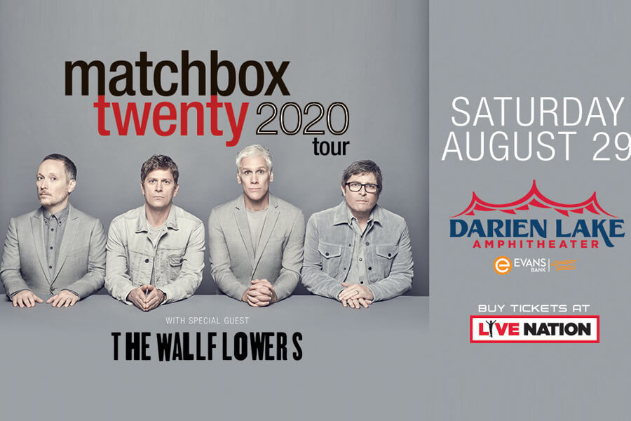 Matchbox Twenty | September 4th, 2021