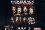 Nickelback | July 3rd