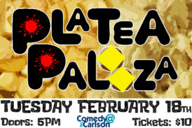 PLATEAPALOOZA | February 18th