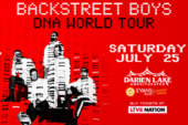 Backstreet Boys | Jul 25