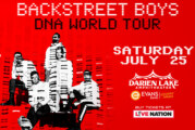 Backstreet Boys | POSTPONED