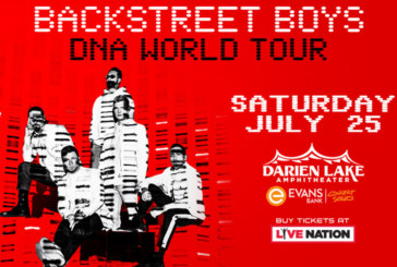 Backstreet Boys | Jul 25