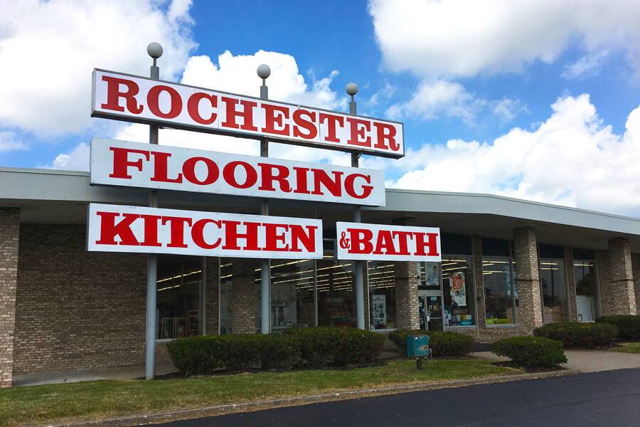 Rochester Flooring Kitchen & Bath