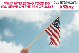 What Interesting Food Do You Serve On The 4th of July?