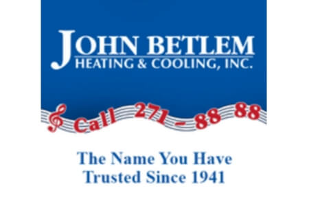 John Betlem Heating Cooling & Electircal