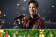 Pat Monahan from Train kicks off our Holiday Gift of Music!