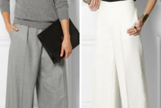 Fashion First November 2020 WIDE LEG PANTS
