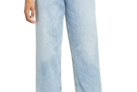 Fashion First February 2021 Criss Cross Jeans