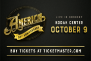 America at the Kodak Center