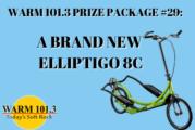 202WON The Year of Winning: The Elliptigo 8C