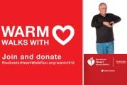 Heart Walk & Run | Join WARM 101.3's Team
