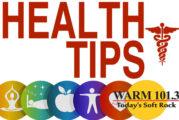 WARM 101.3 Health Tips