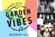 Eastman Museum Garden Vibes