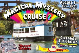 Magical Mystery Cruise 2: August 2nd