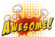 Word For The Weekend: AWESOME