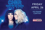 Cher | April 26th