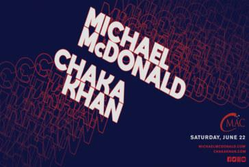 Michael McDonald & Chaka Khan | June 22nd