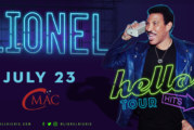 Lional Richie | July 23rd