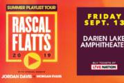 Rascal Flatts | Sept 13th