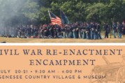 Civil War Re-enactment & Encampment