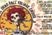 Grateful Dead Fall Foliage Cruise