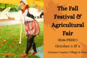 Fall Festival & Agricultural Fair |  Genesee Country Village & Museum
