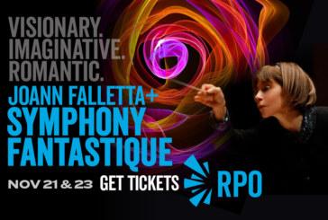 JoAnn Falletta + Symphonie Fantastique