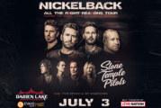 Nickelback | July 3rd