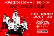Backstreet Boys | POSTPONED