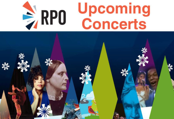 Upcoming Concerts At The RPO