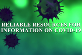Reliable Resources for Information on COVID-19