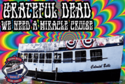 We Need a Miracle Cruise – Colonial Belle Cruise