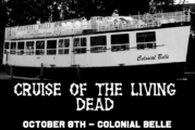 Colonial Belle CRUISE OF THE LIVING DEAD!