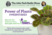 Power of Plants Sweepstakes Rules
