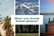 POLL: WHAT'S YOUR FAVORITE SUMMER GETAWAY?