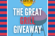 The Great Grill Giveaway