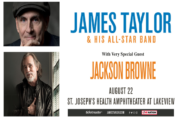 James Taylor with Jackson Browne Tickets