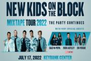 New Kids on the Block: Mixtape Tour 2022